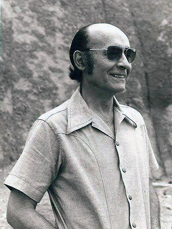 Doctor Javier Cabrera Darquea