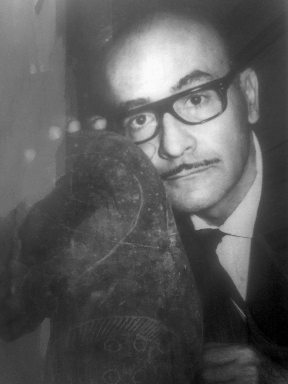 Doctor Javier Cabrera fundador del Museo