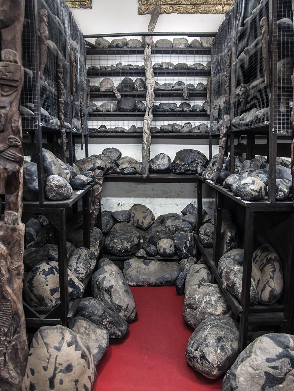 Imagen 08 de la sala principal del Museo